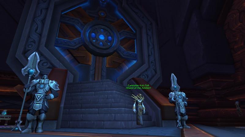 Великое Хранилище в WoW Shadowlands