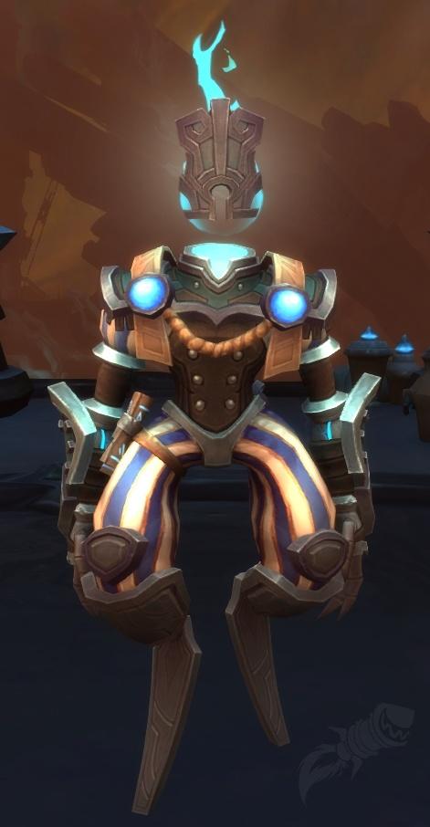 Ve'nari - NPC - World of Warcraft