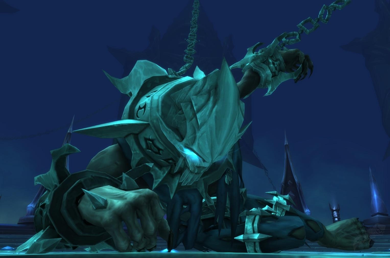 Runecarver - NPC - World of Warcraft