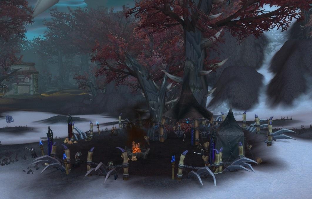 Ritter Der Schwarzen Klinge Fraktion World Of Warcraft