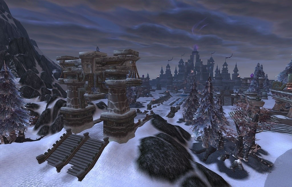 Zul'Drak - Zone - World of Warcraft