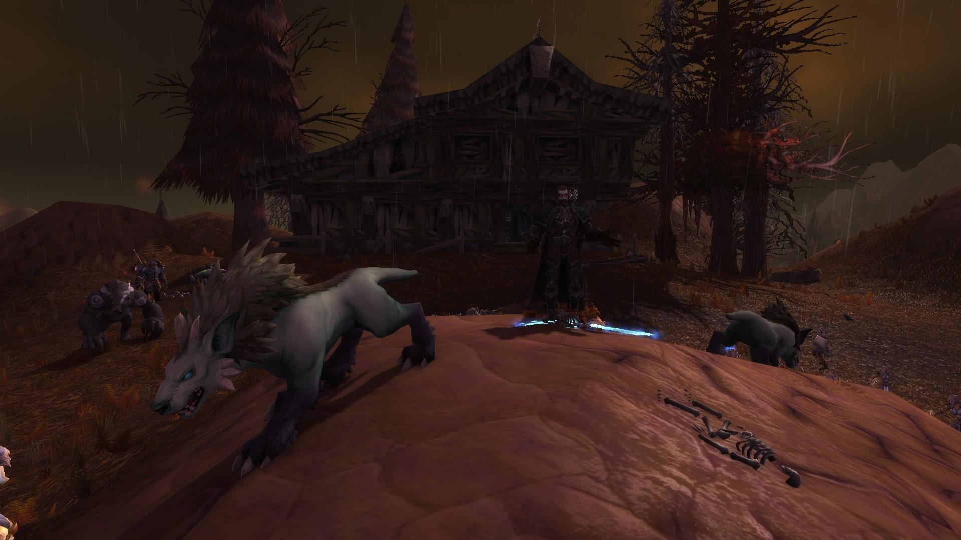 Все о событиях, занятиях и наградах препатча Shadowlands