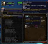 Легендарные предметы будут иметь несколько рангов в Shadowlands