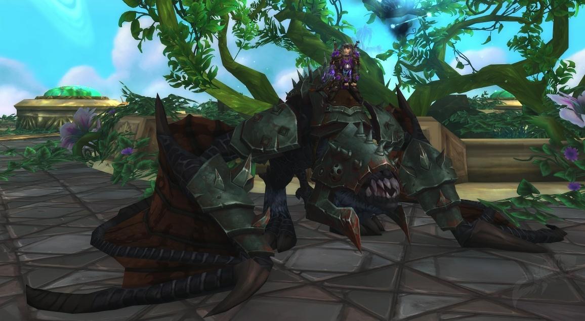 Corrupted Gladiator S Proto Drake Item World Of Warcraft