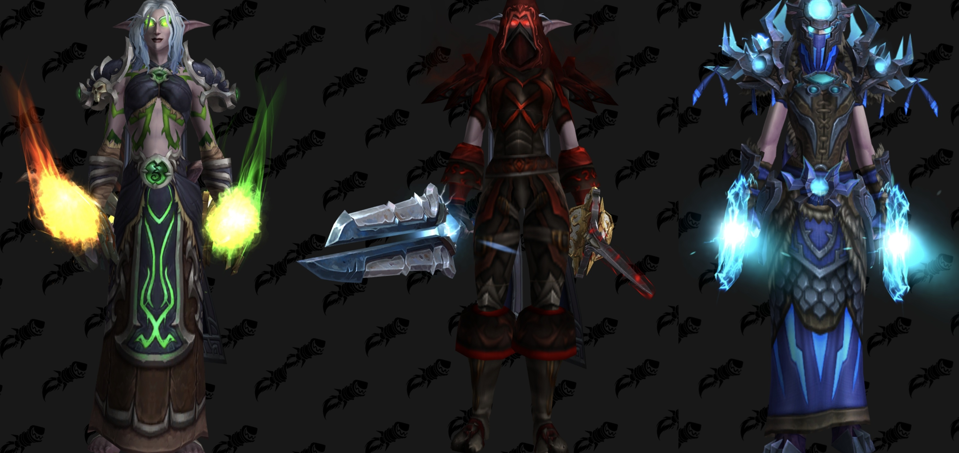 Shadowlands Dressing Room Now Supports Class-Wide Artifact Transmog -  Wowhead News