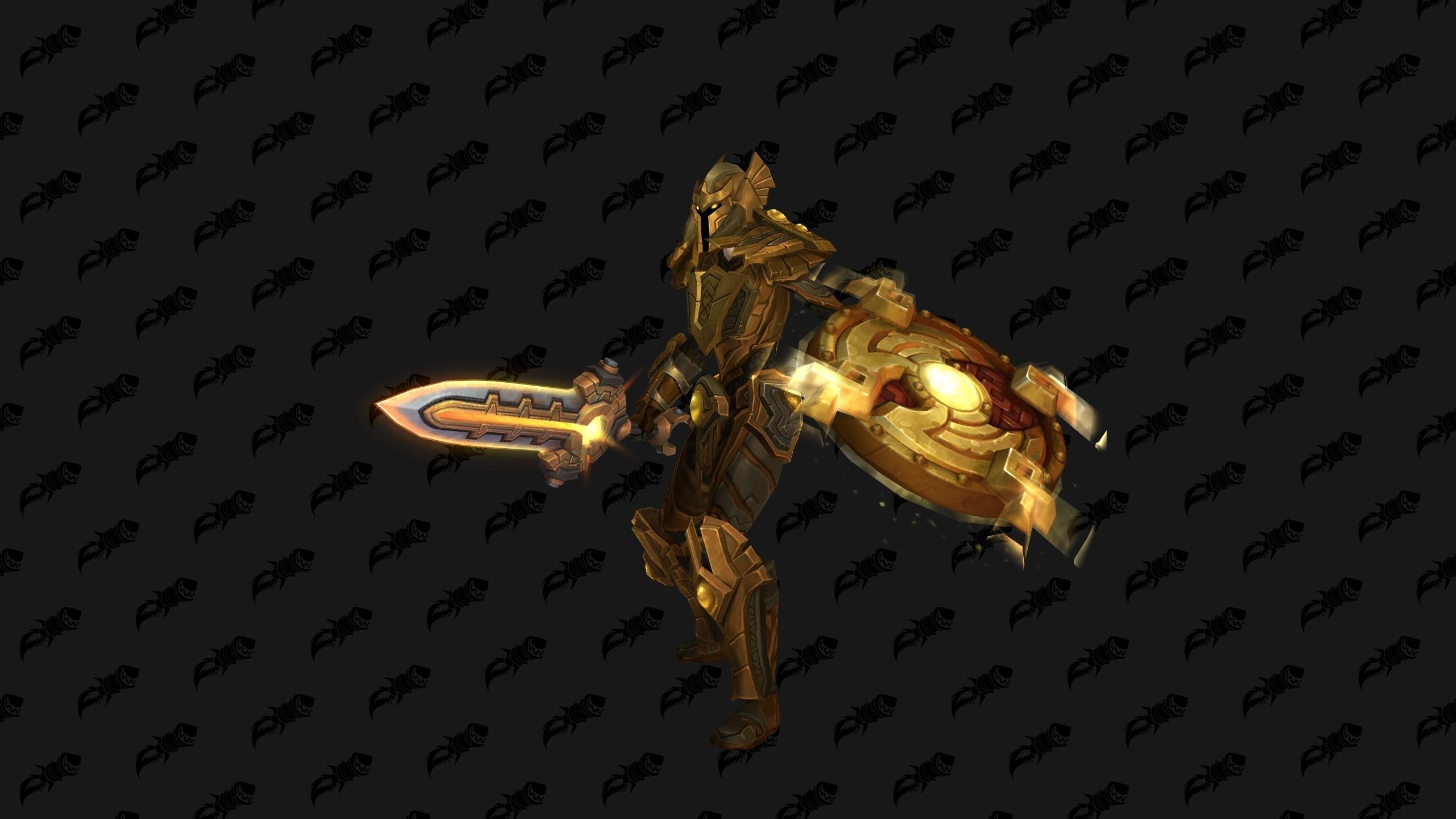 В Shadowlands игроки смогут получить Эгиду спасения в духе щита Хирьи из Чертогов Доблести