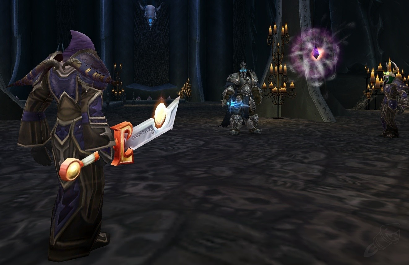 Tirion's Gambit - Quest - World of Warcraft