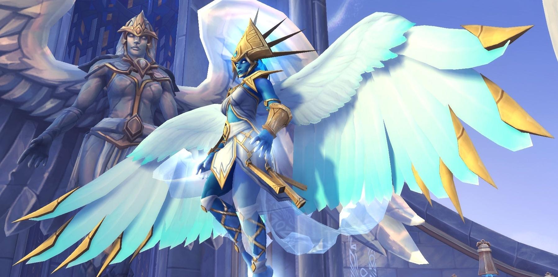 Kyrestia the Firstborne - NPC - World of Warcraft