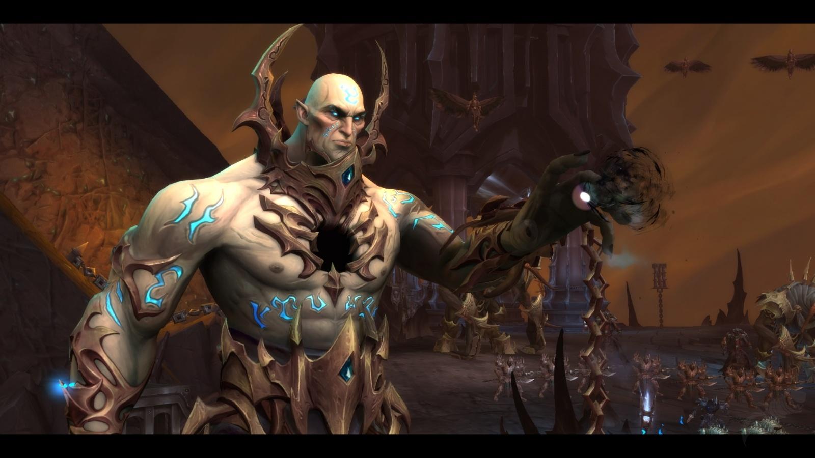 The Jailer - NPC - World of Warcraft