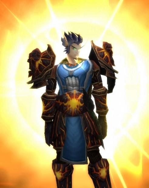 [Selling] Tabard of the Lightbringer, Burning Legion EU