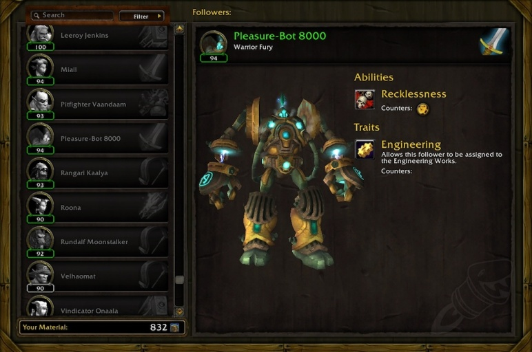 Guide to garrisons in warlords of draenor guides wowhead return to table of contents malvernweather Image collections