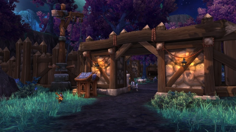 Guide to garrisons in warlords of draenor buildings plots level 2 malvernweather Image collections
