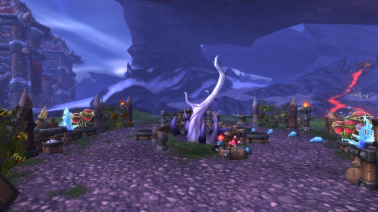 Guide to the garrison herb garden guides wowhead this guide covers the herb garden a garrison preset building in warlords of draenor that provides herbs for all the herb garden is a special building malvernweather Choice Image