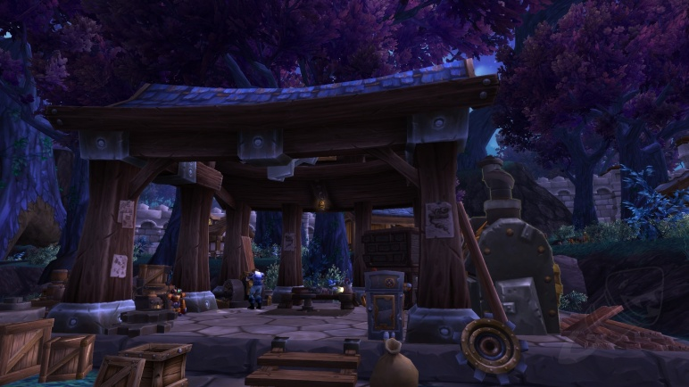 Guide to small garrison buildings guides wowhead learn more with our guide to the garrison engineering works malvernweather Image collections