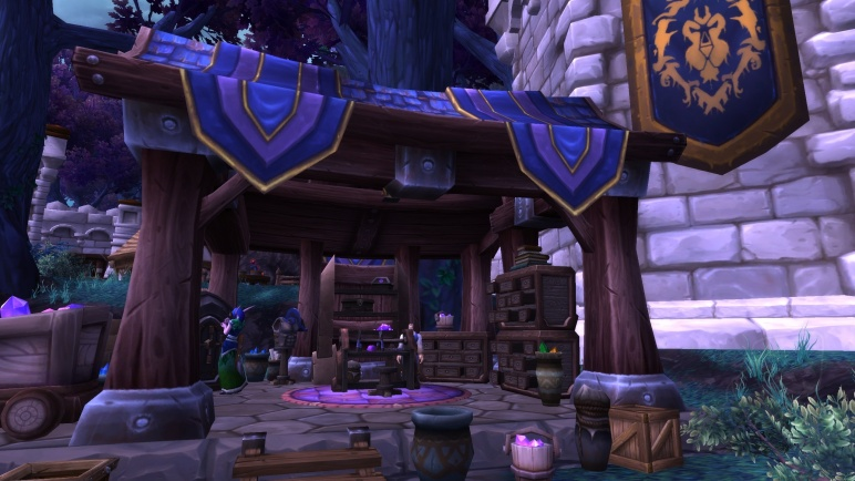 Guide to small garrison buildings guides wowhead learn more with our guide to the garrison gem boutique malvernweather Image collections