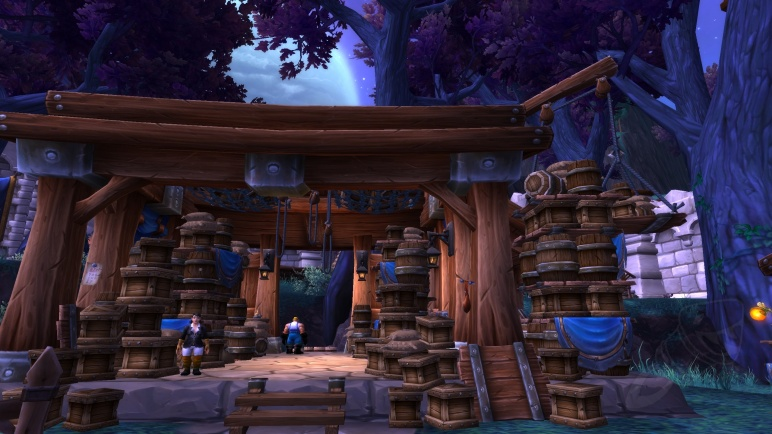 Bite sized garrison guide wowhead news the storehouse gives you access to your personal bank at level 1 as well as increasing the number of available work orders at other buildings level 2 malvernweather Images