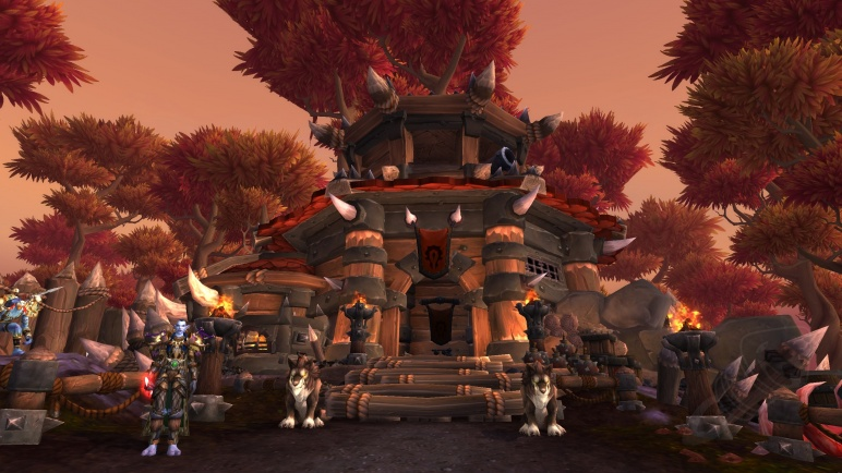 Guide to garrisons in warlords of draenor guides wowhead garrison outposts provide special zone wide perks questchains that reward followers and currency to buy level 2 garrison blueprints for free malvernweather Image collections