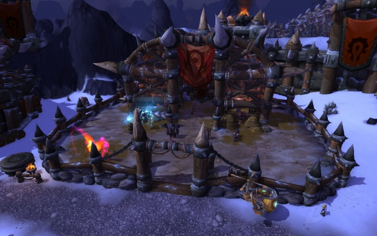 Garrison buildings costs unlocking blueprints and rewards level 3 allows the creation of a siege vehicle once per day drive it to victory in draenor malvernweather Gallery