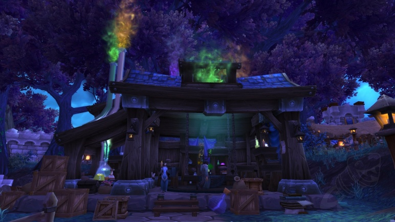Guide to small garrison buildings guides wowhead return to table of contents malvernweather Images