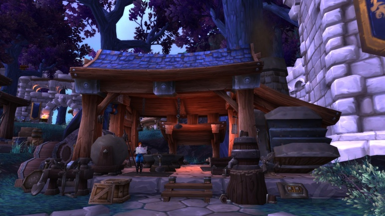 Bite sized garrison guide wowhead news allows blacksmiths and non blacksmiths to craft armor at level 1 level 2 allows you to assign a follower with the blacksmithing trait to work there malvernweather Images