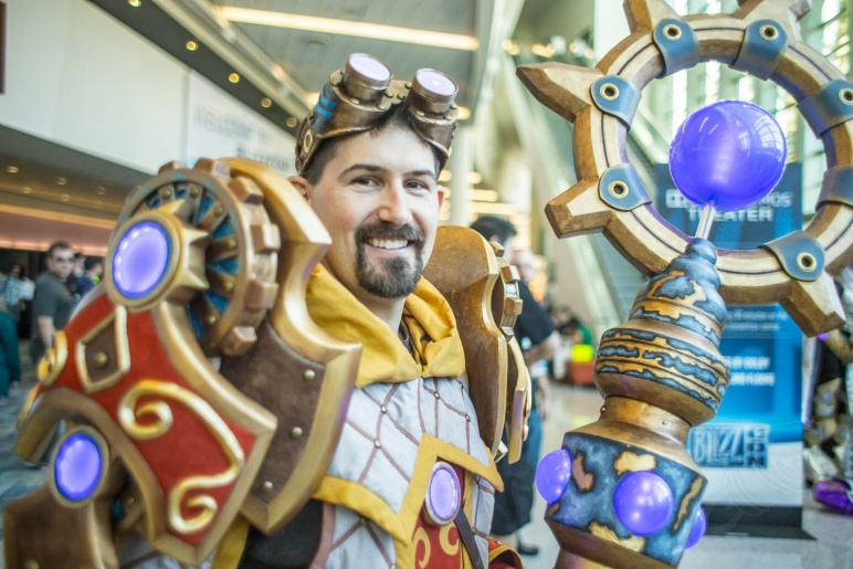 Blizzcon cosplay contest prizes for students