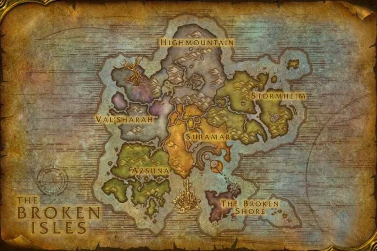 Everything We Know About World Of Warcraft Legion Wowhead