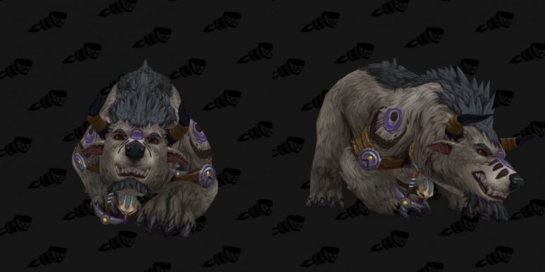 Druid form given a second update, Worgen and Goblins none?
