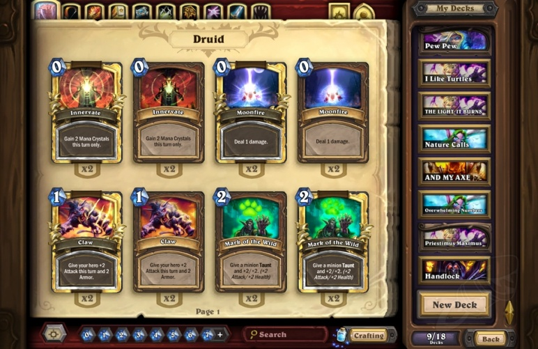 Hearthstone-More-Deckslots