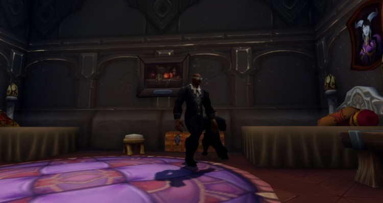 Legion Build 21570 Data Updates Order Hall Armor Set Models Dark Whispers Capital City Event Stormwind Park To Be Rebuilt Wowhead News