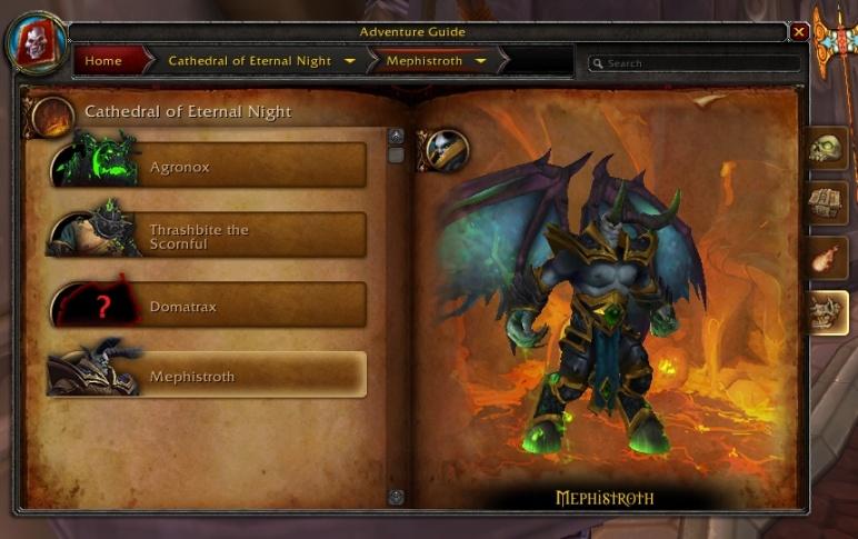 Patch 7 2 PTR: Build 23436 Updates - New Dungeon, Legion
