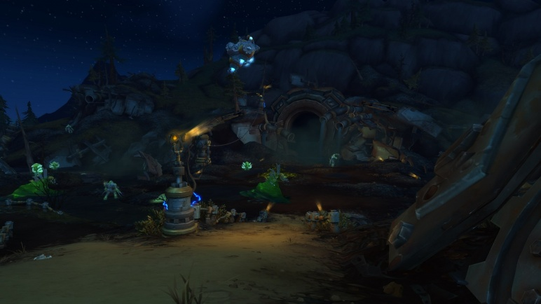 Operation: Mechagon Megadungeon Preview in 8 2 Rise of
