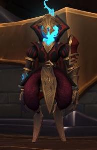Artificer Xy'mox - NPC - World of Warcraft