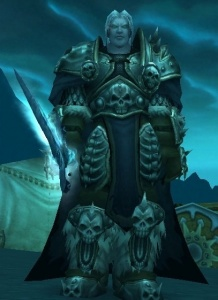 Prince Arthas Menethil Npc World Of Warcraft