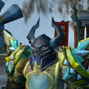 Iron Riveted War Helm - Item - World of Warcraft