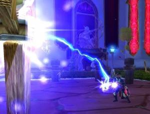 Generador De Relámpagos Gnómico Objeto World Of Warcraft