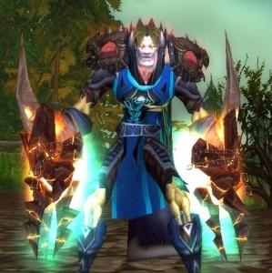 Rogue combat fist