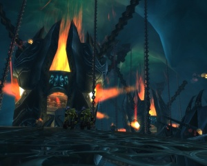 The Forge Of Souls Zone World Of Warcraft