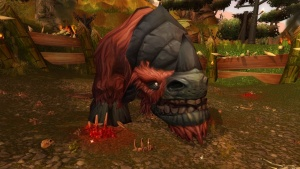 The ring of blood brokentoe quest world of warcraft the ring of blood brokentoe fandeluxe Images