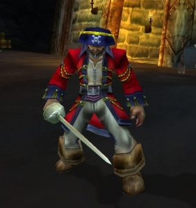 Le rideau tombe - Quête - World of Warcraft