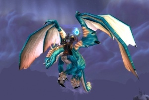 Reins of the Blue Drake - Item - World of Warcraft