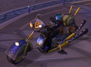Mekgineer's Chopper - Item - World of Warcraft