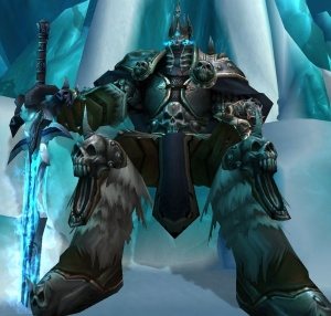 The Lich King Npc World Of Warcraft