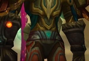 Titanium Links of Lore - Item - World of Warcraft