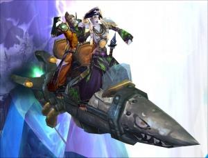 X-53 Touring Rocket - Item - World of Warcraft