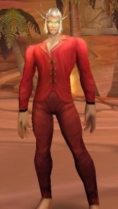 Red Dinner Suit Item World Of Warcraft