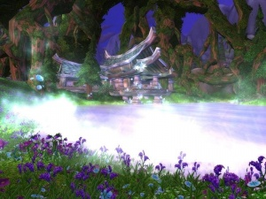 Hyjal Zone World Of Warcraft