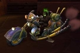 Schematic: Mekgineer's Chopper - Item - World of Warcraft