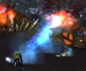 This Just In: Fire Still Hot! - Quest - World of Warcraft