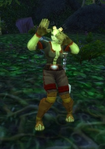 Demoralized Peon Npc World Of Warcraft