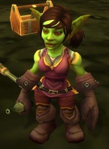 Tinkee Kesseldampf - NPC - World of Warcraft